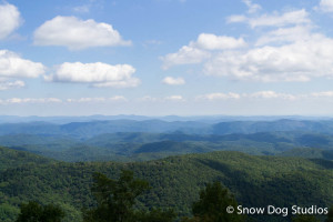 A Relaxing Afternoon – Blue Ridge Parkway Photo Shoot