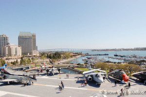 An amazing piece of US Navy History – The USS Midway Museum