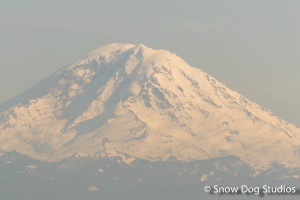 Mt. Rainier – Lots of Snow, Even in May
