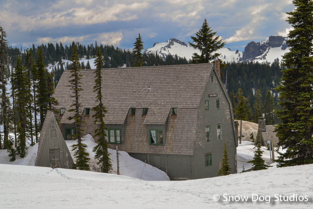 Guide Lodge at Mt Rainier