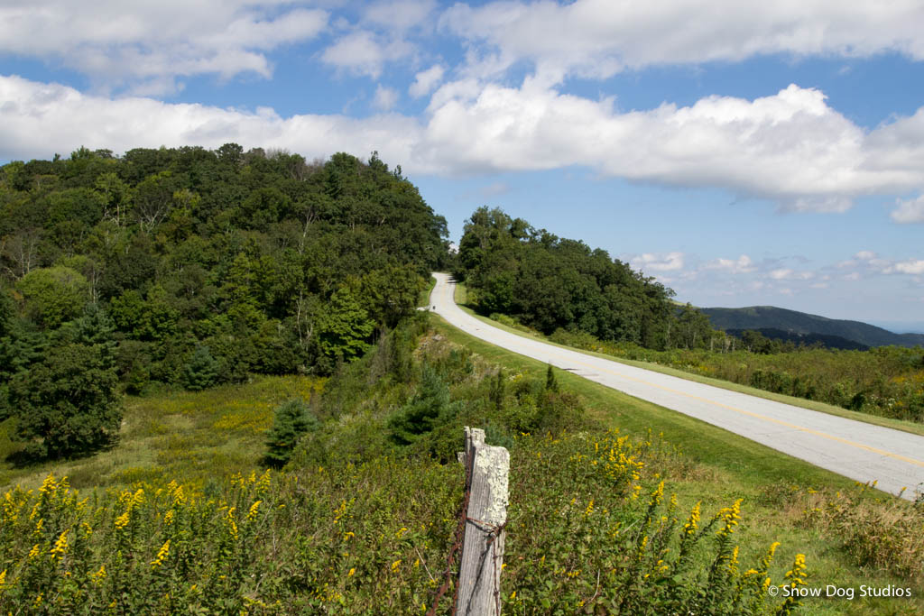 Changing Seasons - Summer on the Blue Ridge Parkway