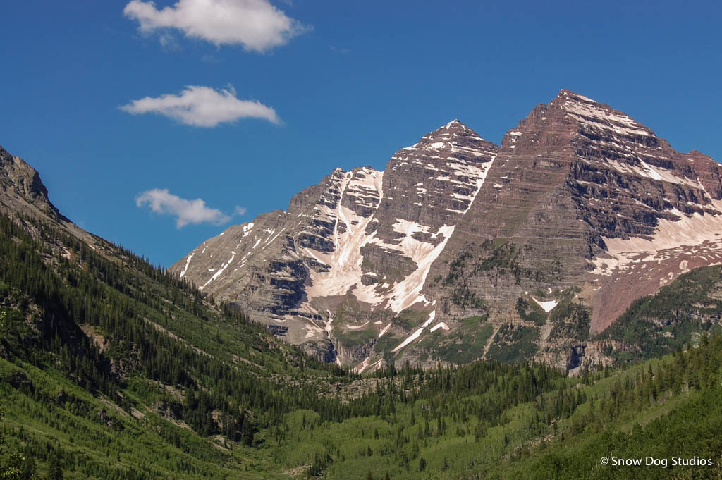 Maroon Bells, Aspen Colorado - Landscape Photography