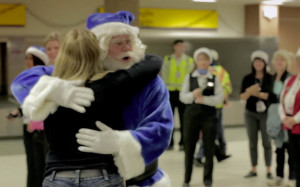 WestJet Christmas Video