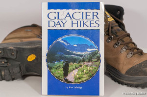 Glacier Day Hikes by Alan Leftridge