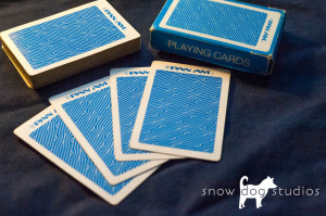 Pan Am Playing Cards