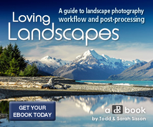 Editing Landscape Photos:  Loving Landscapes – Book Review