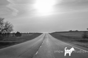 Black and White Photography:  Landscape Editing